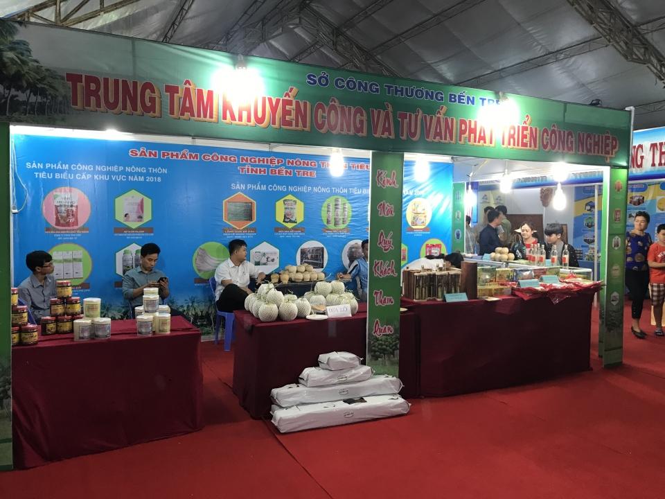 Bình chọn sản phẩm công nghiệp nông thôn tiêu biểu cấp tỉnh năm 2020