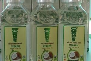 Giá cả thị trường dầu dừa và các sản phẩm dừa tuyển chọn