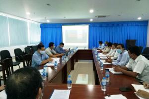 Điều chỉnh thành lập Cụm công nghiệp Thị trấn Thạnh Phú