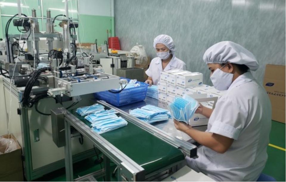 Danh sách 24 doanh nghiệp Việt Nam cung cấp khẩu trang vải kháng khuẩn và vật tư chống Covid.19