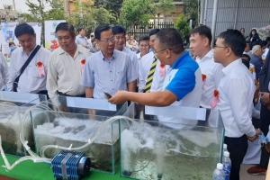 Thành lập Câu lạc bộ Nông dân tỷ phú huyện Thạnh Phú