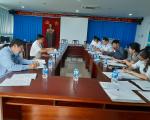 Sở Công Thương họp xét duyệt đề án khuyến công tỉnh đợt 1 năm 2020