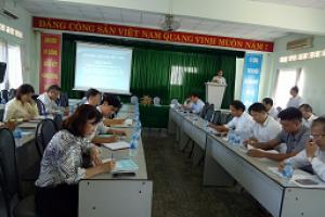 """Hội thảo triển khai đề tài """"Nghiên cứu tiềm năng phát triển ngành công nghiệp chủ lực của tỉnh Bến Tre"""""""