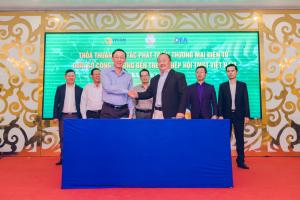 Chương trình thỏa thuận hợp tác phát triển TMĐT giữa Sở Công Thương Bến Tre và Hiệp hội Thương mại điện tử Việt Nam (VECOM)
