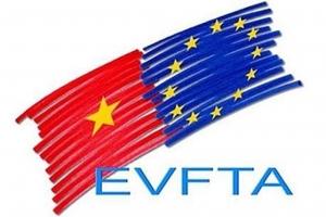 Thông báo đang ký tham gia Chương trình tập huấn trực tuyến về cam kết Hiệp định EVFTA