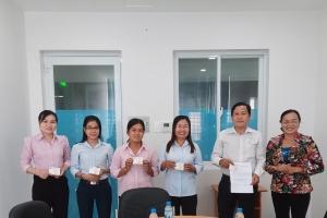 """Hoạt động hưởng ứng tuyên truyền """"Ngày Quyền của người tiêu dùng Việt Nam-15/3"""""""