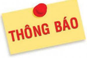Thông báo chấm dứt hoạt động bán hàng đa cấp của  Công ty TNHH Nhượng Quyền Toàn Thắng