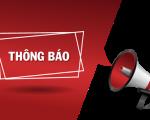 Mời tham dự Hội chợ - Triển lãm công nghệ nuôi trồng, chế biến nông, lâm, thủy sản Thành phố Hồ Chí Minh, lần III – năm 2020