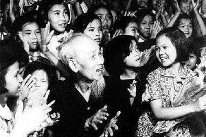 Chủ tịch Hồ Chí Minh trong trái tim nhân loại