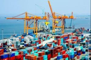 Hàng hoá qua cảng biển tăng trở lại