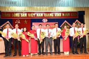 Đại hội Đảng bộ Ngân hàng Nông nghiệp và Phát triển nông thôn Chi nhánh Bến Tre