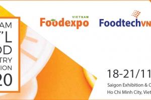 Mời tham gia Triển lãm Quốc tế Công nghiệp Thực phẩm Việt Nam (Vietnam Foodexpo 2020)