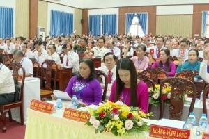 Đại hội đại biểu Đảng bộ huyện Mỏ Cày Bắc lần thứ XII, nhiệm kỳ 2020 - 2025