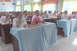 Đảng bộ Thị trấn Ba Tri tổ chức Đại hội đại biểu nhiệm kỳ 2020 - 2025