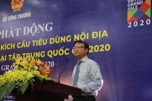 Lễ phát động các chương trình kích cầu tiêu dùng nội địa và Tháng khuyến mại tập trung quốc gia 2020