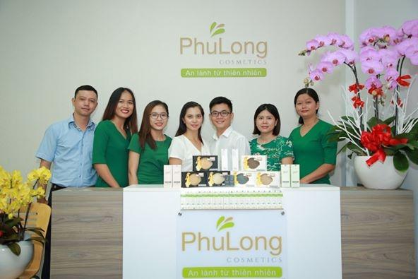 Khai trương văn phòng Công ty Mỹ Phẩm Phú Long tại TP.HCM