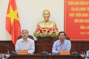Diễn đàn cấp cao về năng lượng Việt Nam năm 2020