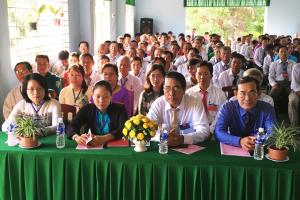 Đại hội Đảng bộ xã An Bình Tây nhiệm kỳ 2020 - 2025