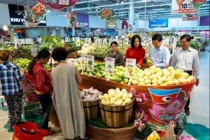 Đặc sản trái cây của ĐBSCL giới thiệu tại các kênh phân phối TP. Hồ Chí Minh