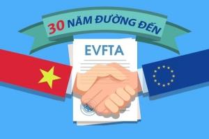 Lợi ích từ EVFTA không chỉ của doanh nghiệp