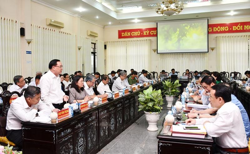 Quan tâm lãnh đạo, thực hiện tốt công tác đại hội Đảng