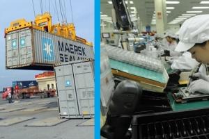 Kinh tế trong nước: Điểm sáng xuất nhập khẩu