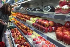 Hoa quả nhập khẩu giảm mạnh 7 tháng đầu năm