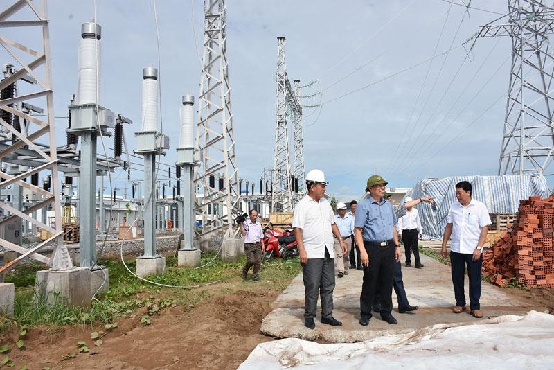 Tập trung đầu tư phát triển năng lượng điện gió