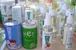 Hãy giữ gìn sức khỏe và hiệu quả làm việc trong đợt bùng phát  dịch COVID-19 với các sản phẩm từ dừa