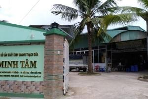 Chương trình mỗi tuần một doanh nghiệp (tuần 02 tháng 9) - Cơ sở sản xuất thạch dừa Minh Tâm