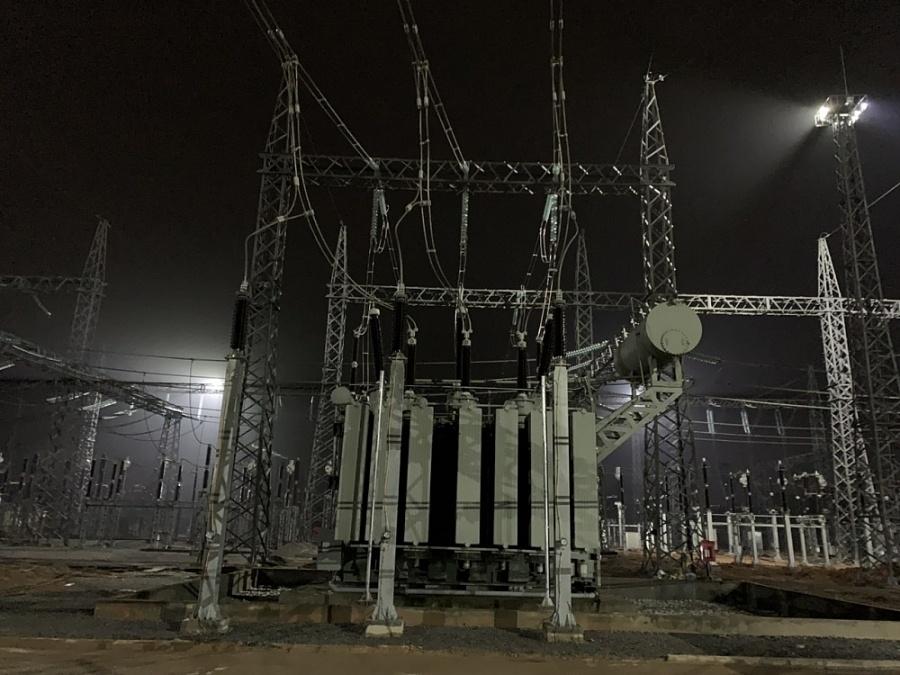 Hoàn thành đóng điện dự án nâng công suất Trạm biến áp 220kV Tam Kỳ