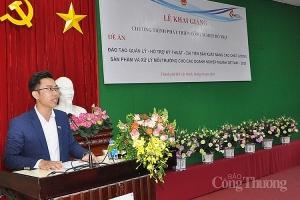 Bộ Công Thương hỗ trợ cải tiến sản xuất nâng cao chất lượng sản phẩm cho DN dệt may