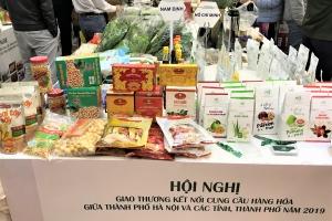 mời doanh nghiệp tham gia Hội nghị kết nối cung-cầu hàng hóa giữa thành phố Hà Nội và các tỉnh, thành phố năm 2020