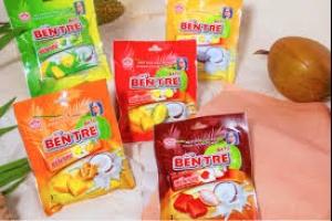 Kẹo dừa Bến Tre được xếp hạng sản phẩm 5 sao