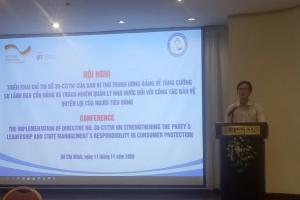 Hội thảo Triển khai công tác bảo vệ quyền lợi người tiêu dùng khu vực Đông Nam Bộ