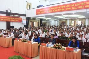 Đại hội Đảng bộ tỉnh Bến Tre lần thứ XI, nhiệm kỳ 2020-2025 vào phiên trù bị