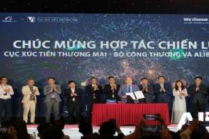 Cục XTTM và Alibaba.com hỗ trợ doanh nghiệp Việt Nam nâng cao năng lực thương mại điện tử