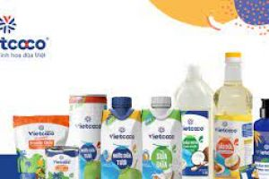 Thay đổi hệ thống nhận diện đưa thương hiệu Vietcoco lên tầm cao mới  N
