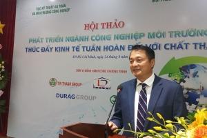 Việt Nam đủ năng lực để xây dựng kinh tế tuần hoàn đối với chất thải
