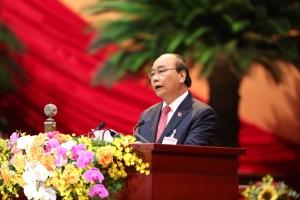 Diễn văn khai mạc Đại hội XIII của Thủ tướng Nguyễn Xuân Phúc