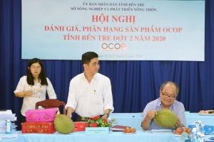 Công nhận 28 sản phẩm OCOP đợt 2-2020
