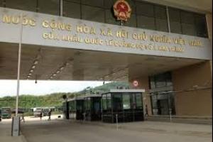 Tình hình thông quan qua cửa khẩu quốc tế đường bộ số II  Kim Thành - Lào Cai