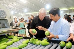 """Nông sản """"bắt"""" tín hiệu từ thị trường xuất khẩu"""