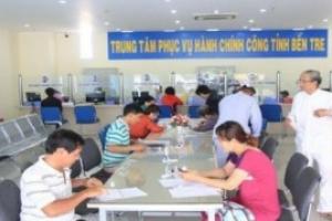 Trung tâm Phục vụ hành chính công tỉnh giải quyết hơn 7,5 ngàn hồ sơ
