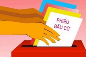 Tỉnh có 3 đơn vị bầu cử đại biểu Quốc hội khóa XV