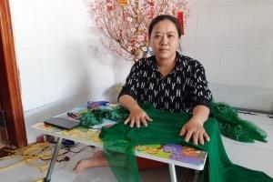 """Chị Huỳnh Thị An tiêu biểu trong Phong trào thi đua """"Phụ nữ Thạnh Phú tự tin khởi nghiệp, làm giàu thoát nghèo bền vững"""""""