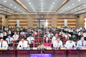 Khai mạc Kỳ họp thứ 20 và tổng kết nhiệm kỳ hoạt động của HĐND tỉnh, khóa IX, nhiệm kỳ 2016 - 2021