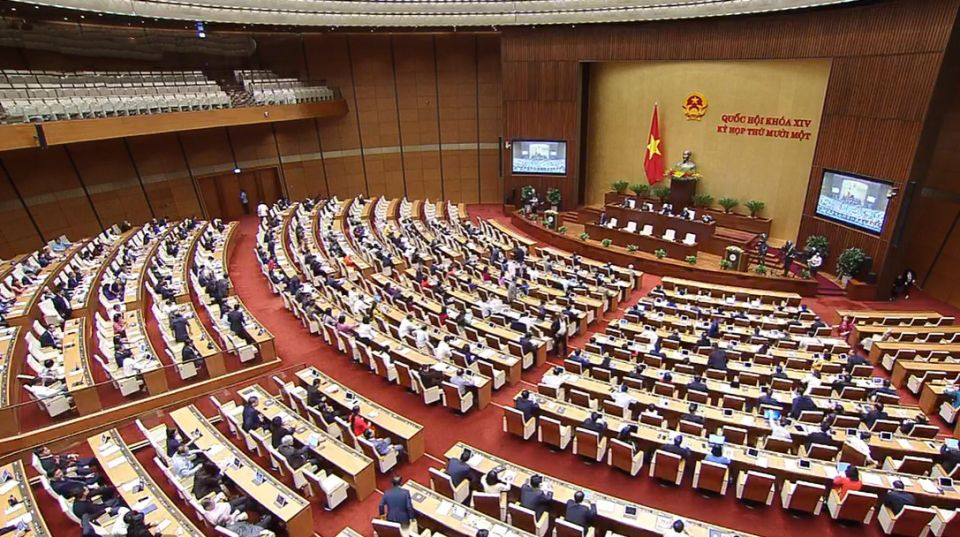 Quốc hội bắt đầu quy trình nhân sự chủ chốt Nhà nước, Quốc hội, Chính phủ