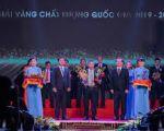 Vietcoco tự hào với những giá trị mang lại từ Giải vàng chất lượng quốc gia