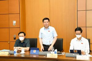 Bộ trưởng Nguyễn Hồng Diên kiến nghị một số giải pháp để phát triển công nghiệp